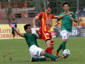 Desde la platea | Boca Unidos 2 - Ferro 0